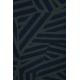 LuLaRoe Irma (XS) Green and blue patterns