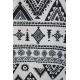 LuLaRoe Jessie (3XL) Black White Patterns