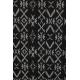 LuLaRoe Jessie (Large) Black White Patterns 2