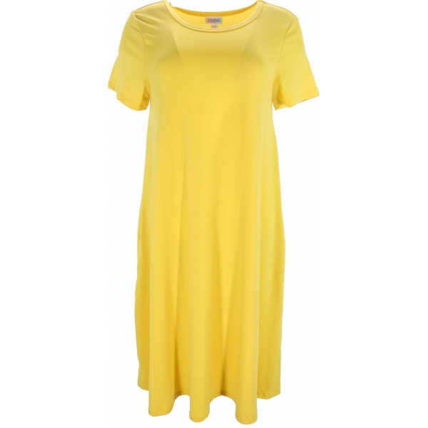 LuLaRoe Jessie (Small) Solid Yellow