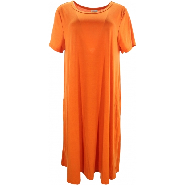 LuLaRoe Jessie (XL) Soild Orange