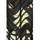 LuLaRoe Julia (2XS) Black patterns