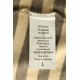 LuLaRoe Julia (Large) brown and off white stripes