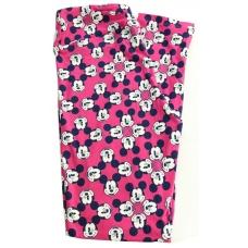 LuLaRoe Leggings (OS) Disney Winking Mickey on red