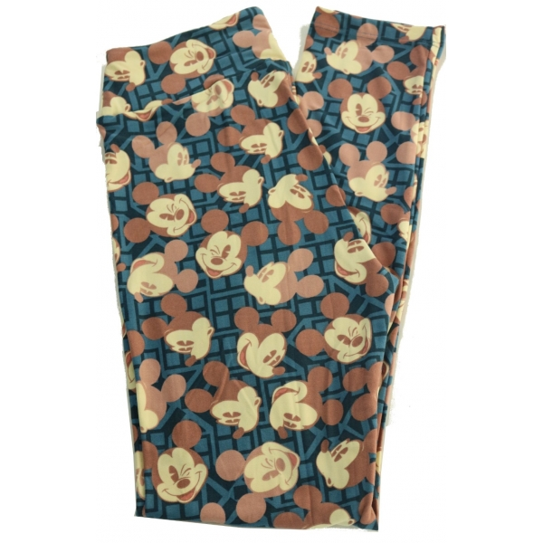 LuLaRoe Leggings (OS) Disney #173