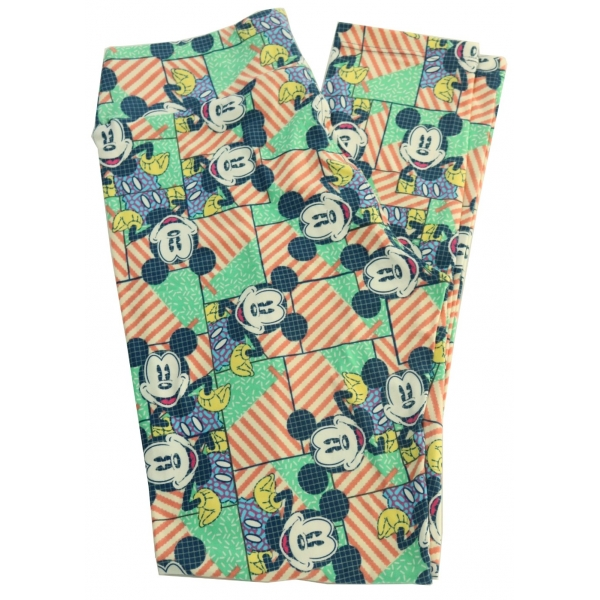 LuLaRoe Leggings (OS) Disney #188