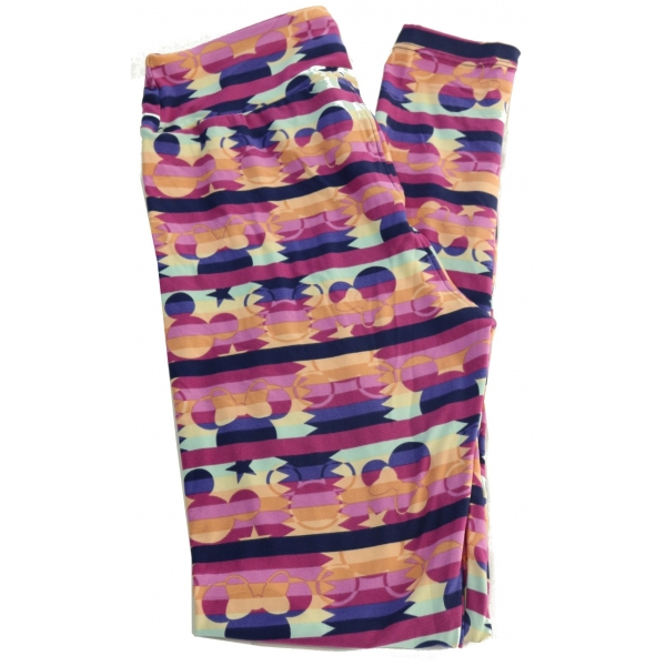 LuLaRoe Leggings (OS) Disney #190