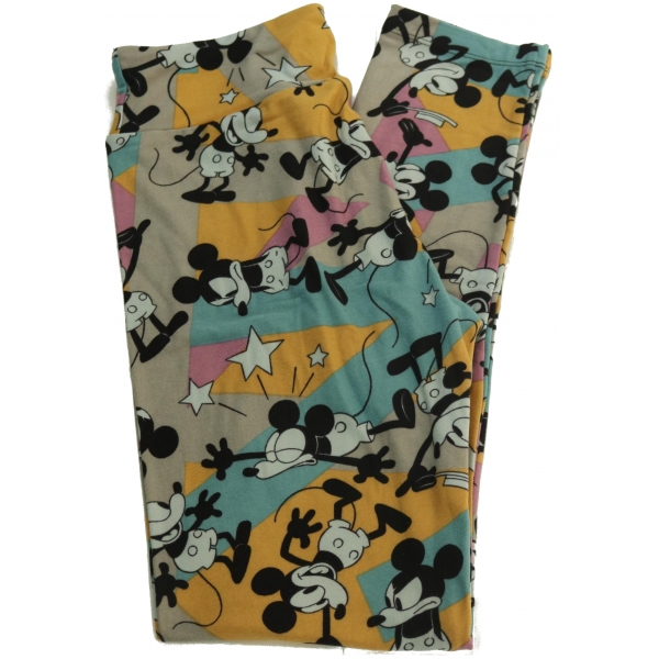 LuLaRoe Leggings (OS) Disney #220
