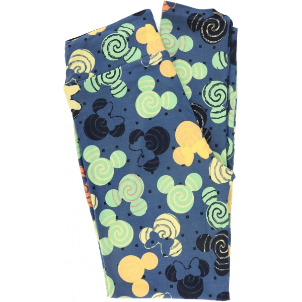 LuLaRoe Leggings (OS) Disney #308