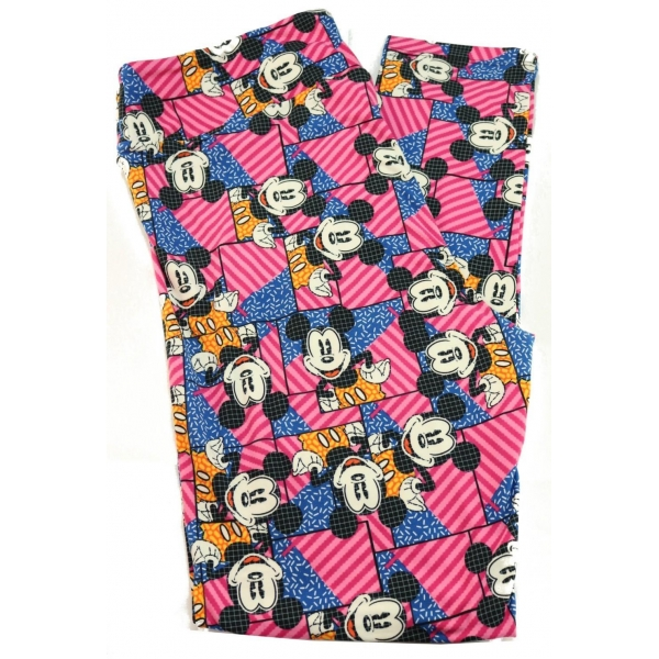 LuLaRoe Leggings (TC) Disney #49