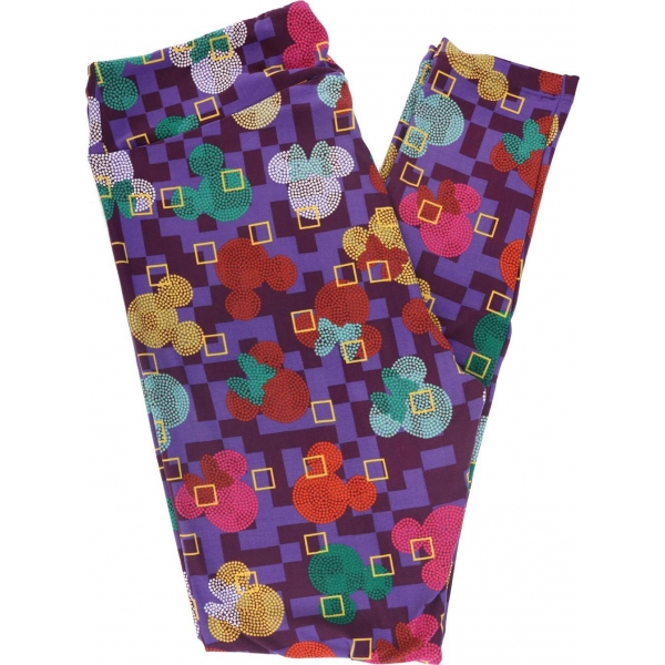 LuLaRoe Leggings (TC) Disney #207