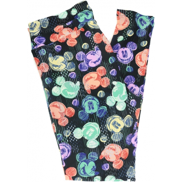 LuLaRoe Leggings (TC) Disney #211
