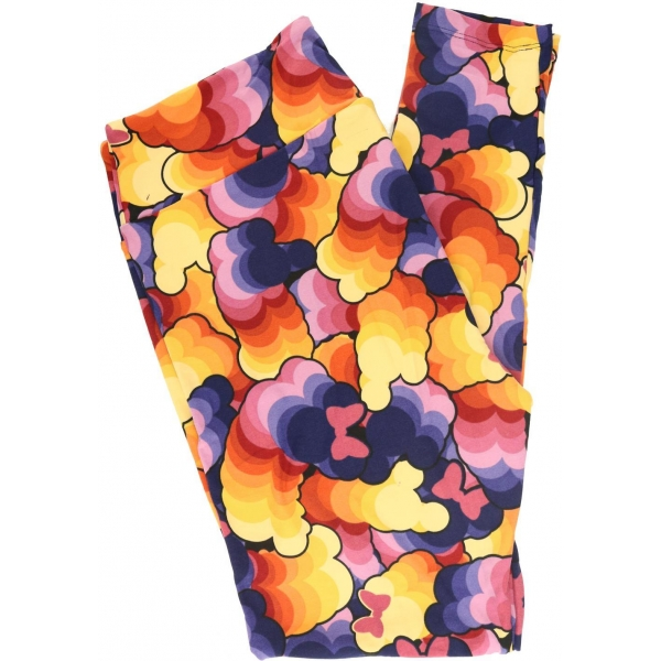 LuLaRoe Leggings (TC) Disney #239