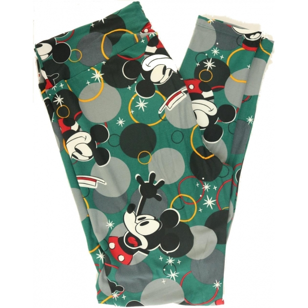 LuLaRoe Leggings (TC) Disney #251