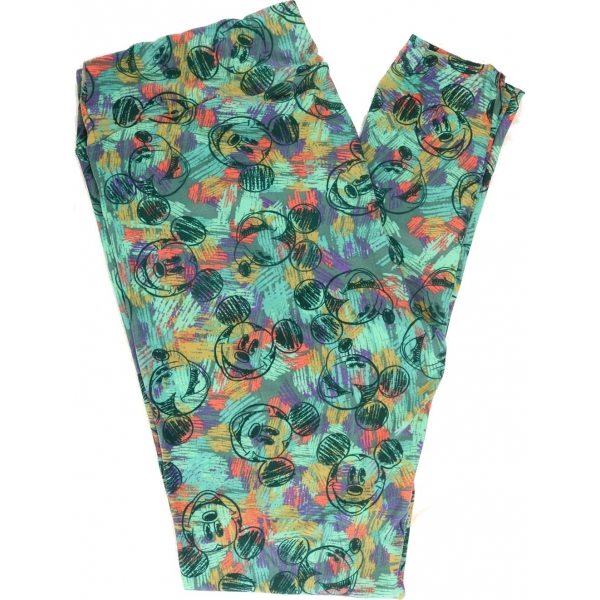 LuLaRoe Leggings (TC) Disney #253