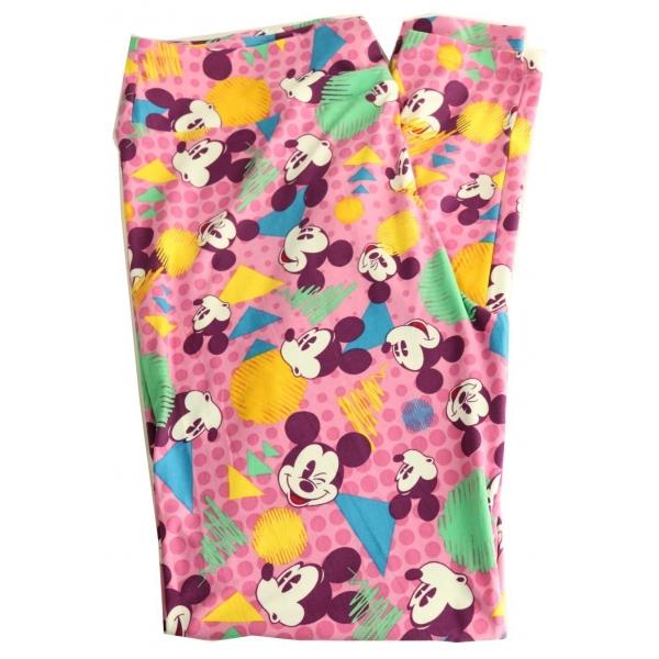 LuLaRoe Leggings (TC) Disney #26