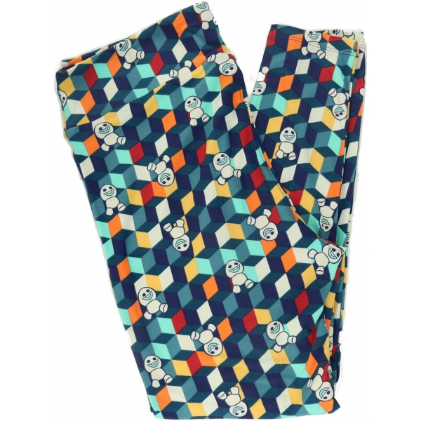 LuLaRoe Leggings (TC2) Disney #8