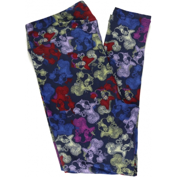 LuLaRoe Leggings (TC2) Disney #19