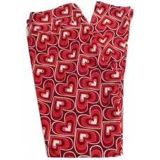 LuLaRoe Leggings (OS) #586 Valentines