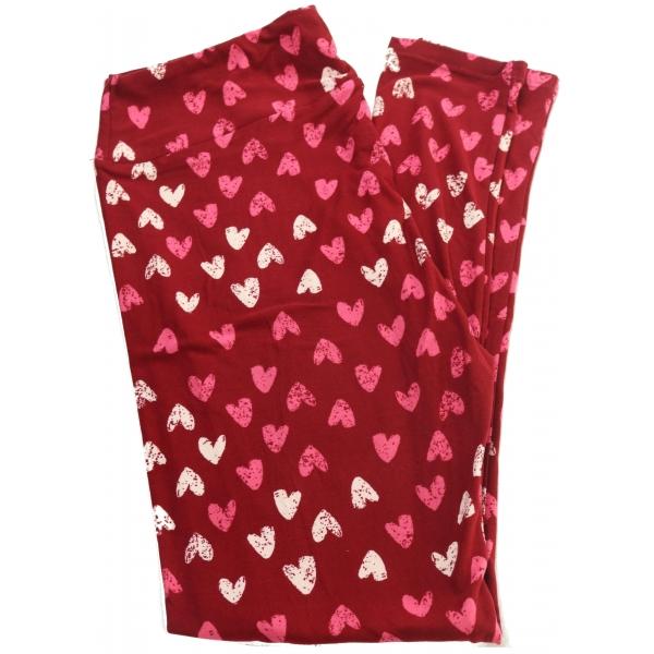 LuLaRoe Leggings (TC) #463 Valentines