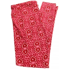 LuLaRoe Leggings (TC) #473 Valentines
