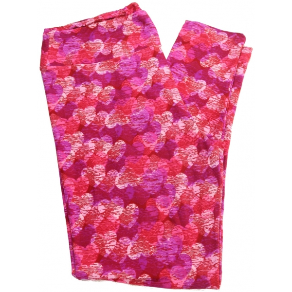 LuLaRoe Leggings (TC) #475 Valentines