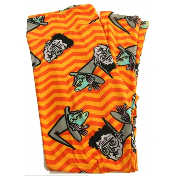 LuLaRoe Leggings (TC2) #58 Halloween