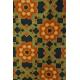 LuLaRoe Lindsay (Medium) Orange Blue patterns