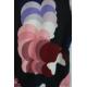 LuLaRoe Disney Mae (6) Minnie Multicolor