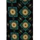 LuLaRoe Maxi (Large) patterns on black