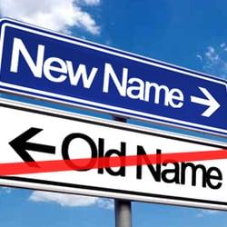 Name Change!!!