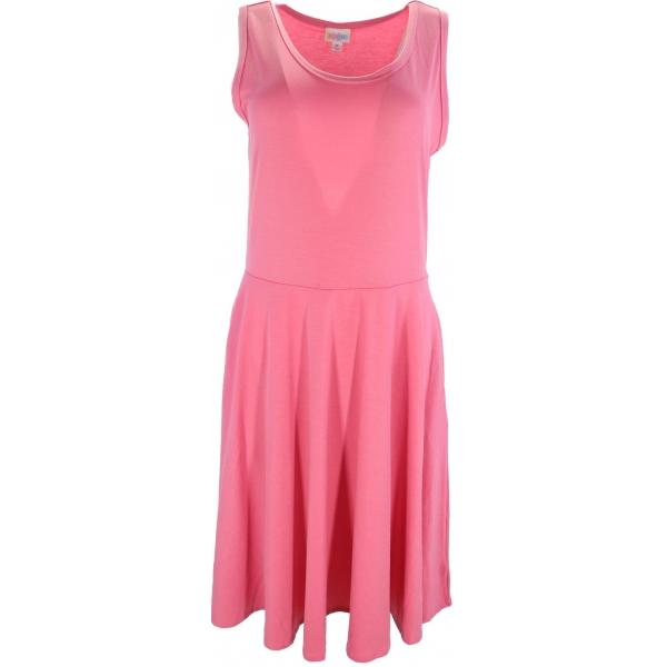 LuLaRoe Nicki (Medium) Solid Pink
