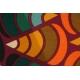LuLaRoe Nicole (XS) multicolored cones