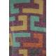 LuLaRoe PerfectT (XL) Patterns on Purple