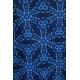 LuLaRoe Randy (2XL) Patterns on Blue