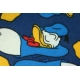 LuLaRoe Disney Randy (Small) Blue Donald on Sleeves