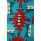 LuLaRoe Randy (Large) patterns blue red