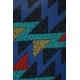 LuLaRoe Randy (Medium) mainly blue patterns