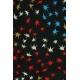 LuLaRoe Randy (Medium) Multicolored Stars on Black