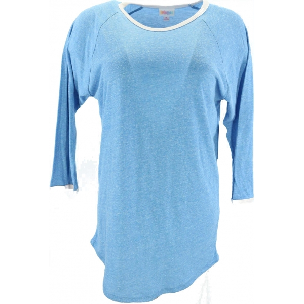 LuLaRoe Randy (Medium) Solid Blue