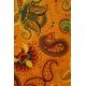 LuLaRoe Randy (Medium) Paisleys on Orange