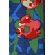 LuLaRoe Randy (Medium) Red flowers on blue