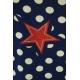 LuLaRoe Randy (Small) Stars on Blue