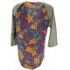 LuLaRoe Randy (XL) Multicolored patterns