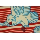 LuLaRoe Randy (XS) Eagles and stripes