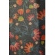 LuLaRoe Sariah (6) Flowers on Black