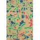 LuLaRoe Scarlett (12) Multicolored Lite Patterns