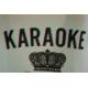 LuLaRoe Tanktop (Medium) Karaoke White