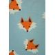 LuLaRoe Tanktop (XL) Foxes on blue